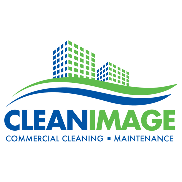 Cleaning Services Logo : Clean image company brand building rapunzel creative
