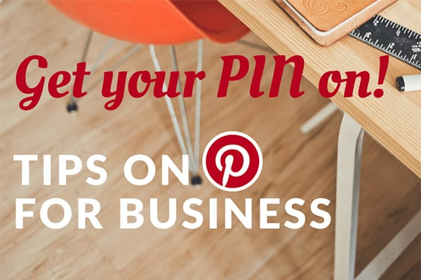 Get Your Pin On!
