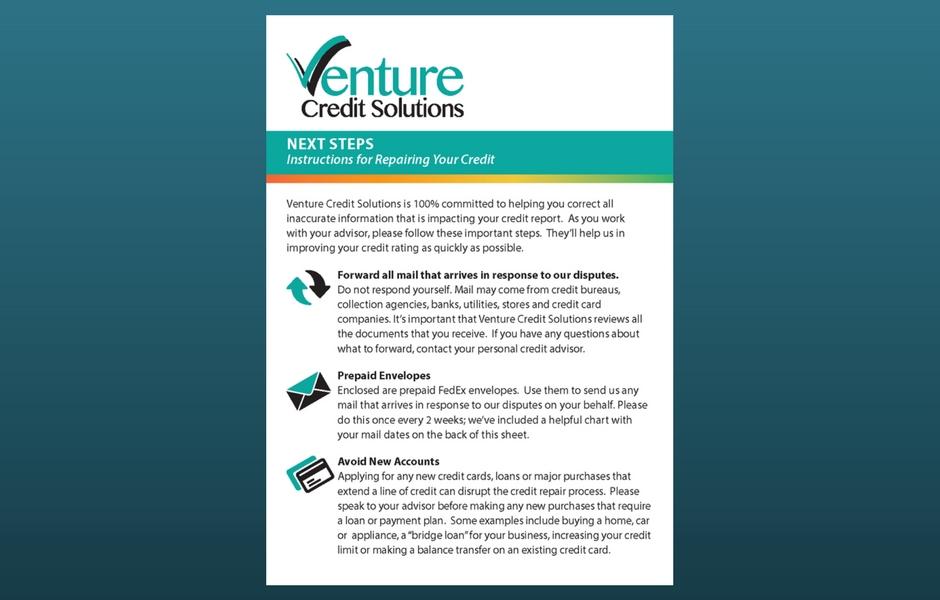 Credit repair company launch rapunzel creative marketing agency colourmoves
