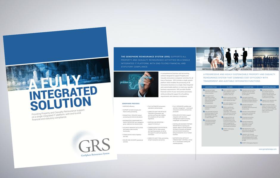 Company Brochure Design Services