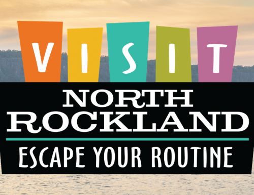 Visit North Rockland Logo Design