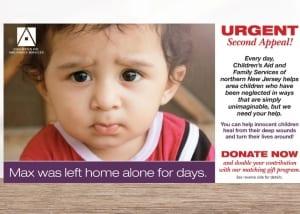 Nonprofit fundraising marketing campaign