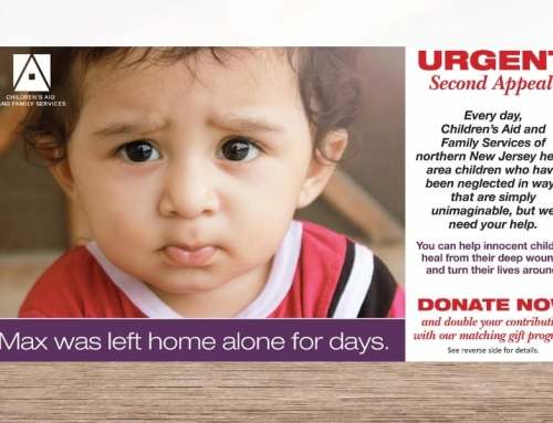 Nonprofit Donor Appeal Campaign