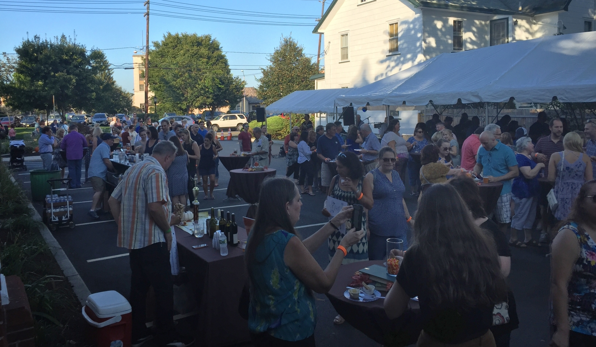 Another Successful Taste of Westwood