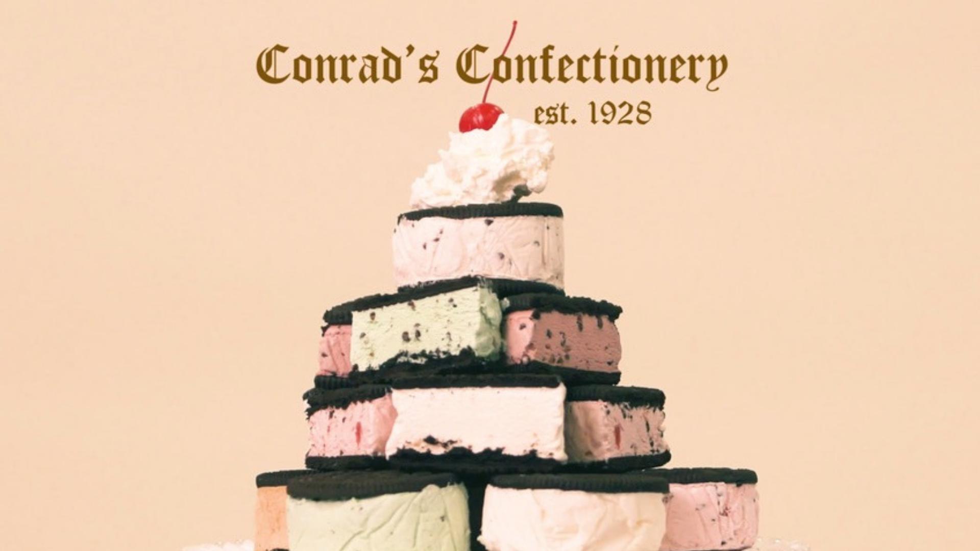 Retail Chocolates and Ice Cream – NJ Ad Club Finalist