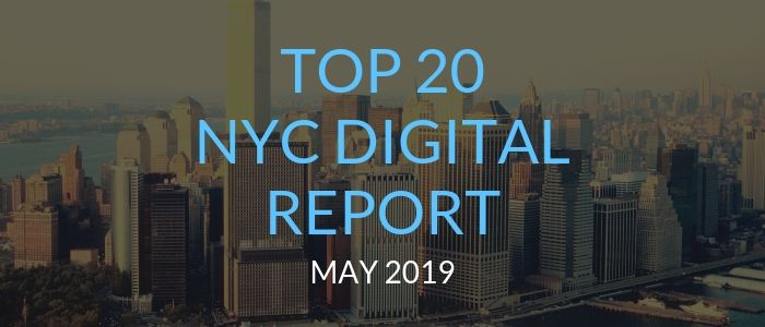 Top 20 Digital Marketing Agenices NYC