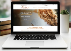 Hair Salon Website Design Services