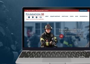 Foundation 58 Website Design