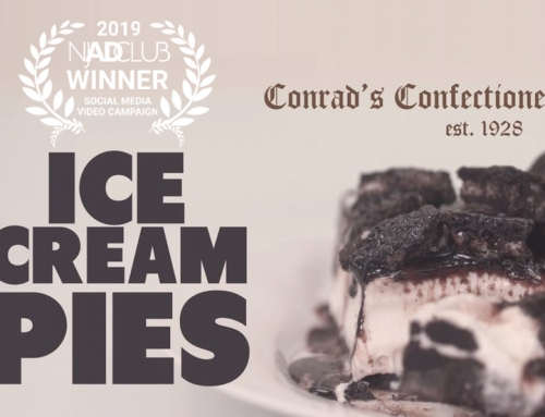 Retail Chocolates and Ice Cream – NJ Ad Club Award
