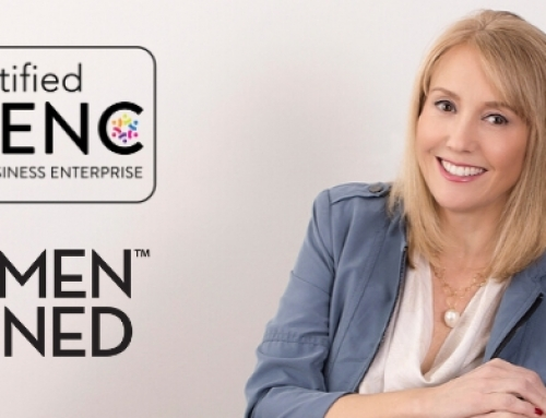 Rapunzel Creative Marketing is Certified as a Women's Business Enterprise