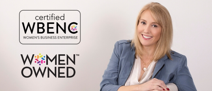 Rapunzel Creative Marketing is Certified as a Women's Business Enterprise