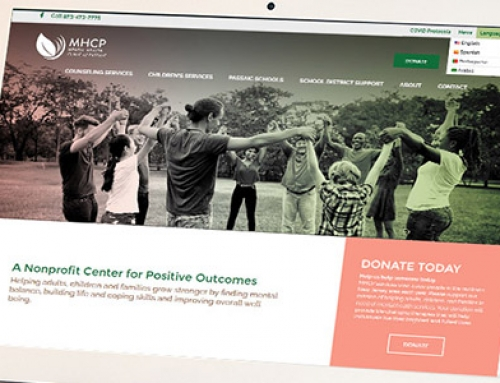 How a Rebrand and New Website Raised Awareness for this Non-Profit Organization